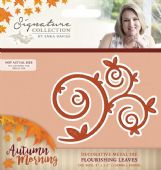 Crafters Companion - Autumn Morning - Flourishing Leaves Die